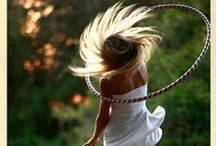 Move / Hooping, health, staying active and fit