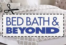 Bed Bath and Beyond Coupons / Looking for a Bed Bath and Beyond coupon for 20% off? How about coupon codes and printable coupons? Look no further! Follow our Bed Bath and Beyond Coupons board and get coupons, sales and offers right in your Pinterest feed. / by DealsPlus Deals and Coupons