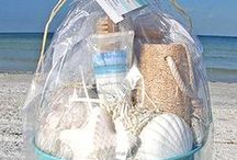 Gift Baskets / Ideas for gift baskets to give to family, friends, and special speakers at church. / by Crystal Renfrow