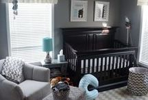 Boys Amazing Nursery Rooms / Love these amazing nursery rooms for little boys,  I wish I had Pinerest in 1998 and 2001 when my kids were born.   Enjoy!