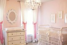 Baby Girl Heavenly Nursery Ideas / I hope you enjoy this board,  unfortunately I don't have baby girls myself,  but I will spoil rotten my grandchildren!
