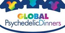 Global Psychedelic Dinners / Gather your community, start a conversation, and raise funds to make psychedelic therapy a legal treatment. psychedelicdinners.org