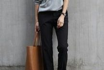 FASHION / Inspirations mode pour la femme. Idées fashion, idées de tenues pour l'été et l'hiver. Manteaux, chaussures, robes, chemisiers... Pour être belle et tendance, lookée de la tête aux pieds !