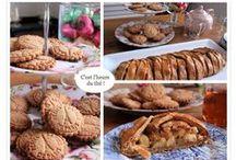FOOD / Idées de recettes de cuisine. Entrées, plats, desserts, gâteaux... Pour des apéros, des dîners, des pique-niques, des brunchs.