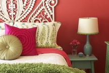 Guest bedroom and craft room / by Aly Brooks {entirelyeventfulday.com}