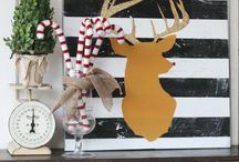 Christmas! / Ways for me to spread holiday cheer. / by Megan Spreer