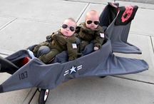 Baby Halloween costumes / Funny and cute costumes for the little ones. / by Megan Spreer