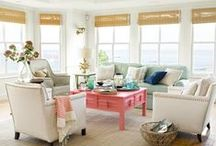 Dreamy Homes / Beautiful interior design board. #interiordesign / by Aly Brooks {entirelyeventfulday.com}