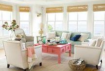Dreamy Homes / Beautiful interior design board. #interiordesign