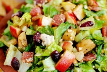 Scrumptious Salads & Dressings / by Stacey Osak Meeks