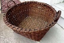 Baskets to Gather / A Wonderful Collection of Old and New Baskets / by Debbie Munroe Bacorn