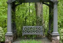 Gardens / All sort of outdoor places