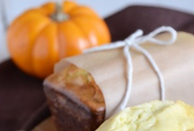 Pumpkin and other Fall treats! / by Stacey Osak Meeks