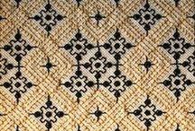 Embroidery - Blackwork
