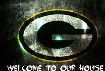PACKERS / by Krissy Scarborough
