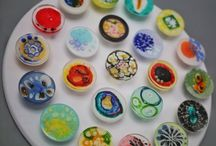Resin / Resin jewelry  / by Heather Meyer