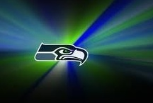 Seattle Seahawks!!! / by Cathy Kennedy