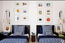 Boy's Bedrooms / by Aly Brooks {entirelyeventfulday.com}