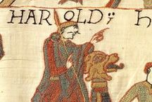 Embroidery - Bayeux Tapestry