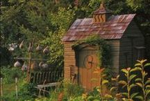Potting Shed / by Debbie Munroe Bacorn
