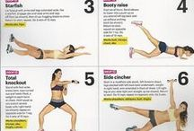 Tone it Up Stuff / by Cathy Kennedy