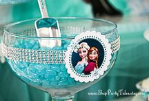 """Frozen Party """"Let It Go"""""""