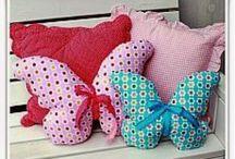 Pillow / Handmade pillow