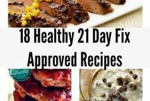 21 Day Fix / by Hannah M