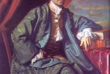 Banyan / 18th century informal coats for men