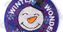BCG Patches: Winter Wonder Patch Program Activities / http://www.bcgpatches.com/store/p46/WinterWonder