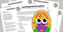 BCG Patches: Just Sing