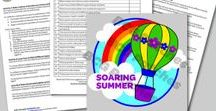 BCG Patches: Soaring Summer
