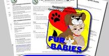 BCG Patches: Fur Babies