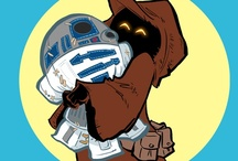 Star Wars Funnies and Other Geeky Goodness / by Becky Lillibridge