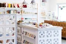 Craft Rooms that Inspire
