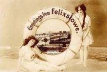 Felixstowe History / Felixstowe, Suffolk, UK. / by Felixstoweweb