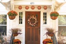 Seasons and Holidays: A touch of fall