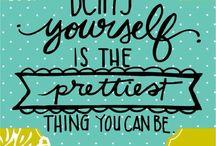 Love Yourself! / by Brandy Umfleet