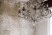 Shabby Chic {shabbiness} / Shabby chic inspirations, from flowers to furniture, colour palettes to events...