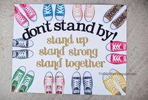 Stop Bullying!! / by Brandy Umfleet