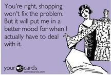 Shopping pour Moi! / by Jenny H
