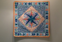 quilt design and sewing / by Patricia Bowman