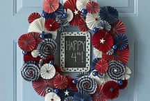 4th of July Fun / by Jennifer Ridenhour