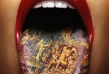 Body art! :~) / I think Miss KCW should get one of these. :~) | RonaldWilsher.com