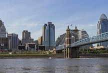 Cincinnati News / News from the Cincinnati, Ohio area / by Cincinnati.com