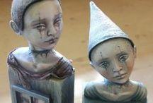 CLAY / by Jeanne Stregles