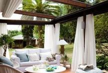 Backyard Ideas / by itweetArt / Alissa Fereday
