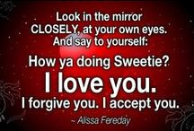 I love #quotes / by itweetArt / Alissa Fereday