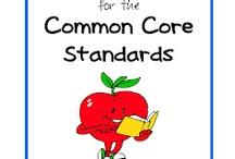 Common Core / by Laura Martin