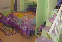 awsome bedroom for a girl